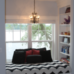 Bedroom reading nook - Anthony Thomas Builders