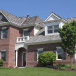 2 Story colonial home with all brick - Anthony Thomas Builders