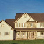 2 Story, Covered Porch, Traditional - Anthony Thomas Builders