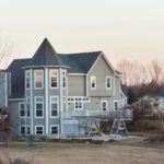 Exterior 2 Story, Turret - Anthony Thomas Builders