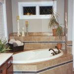 Bathroom Whirlpool Tub - Anthony Thomas Builders