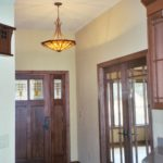 Foyer within the Craftsman - Anthony Thomas Builders