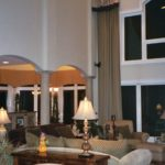 Great Room with arches - Anthony Thomas Builders