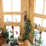Great Room, Rustic, Knotty Pine - Anthony Thomas Builders