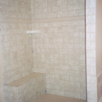 Bathroom Shower - Anthony Thomas Builders