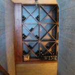 Wine cellar - Anthony Thomas Builders