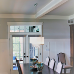 Dining room with open concept - Anthony Thomas Builders
