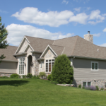 Ranch home with stone front - Anthony Thomas Builders